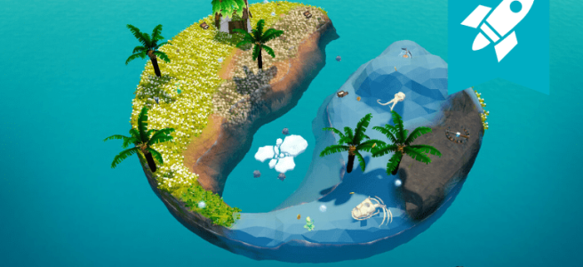dreamy island game noob
