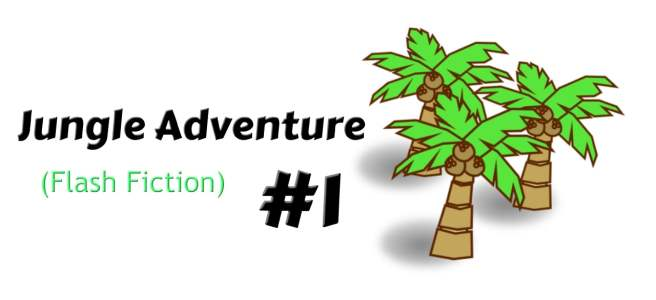 flash fiction jungle adventure